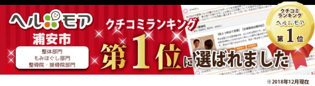 口コミランキングNo.1